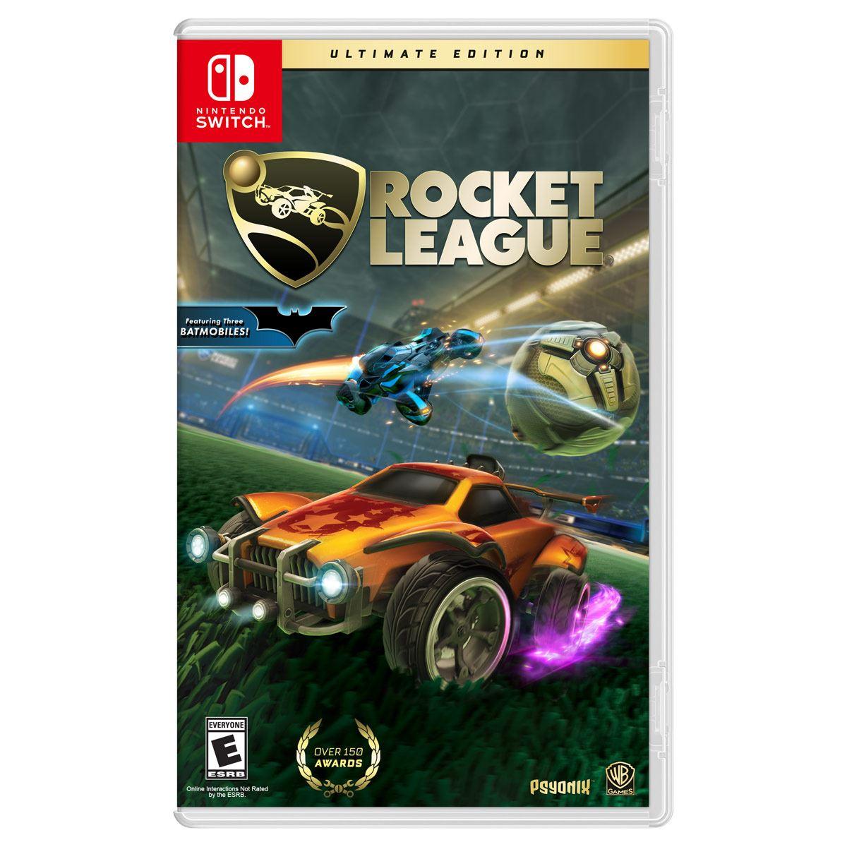 NSW Rocket League UE