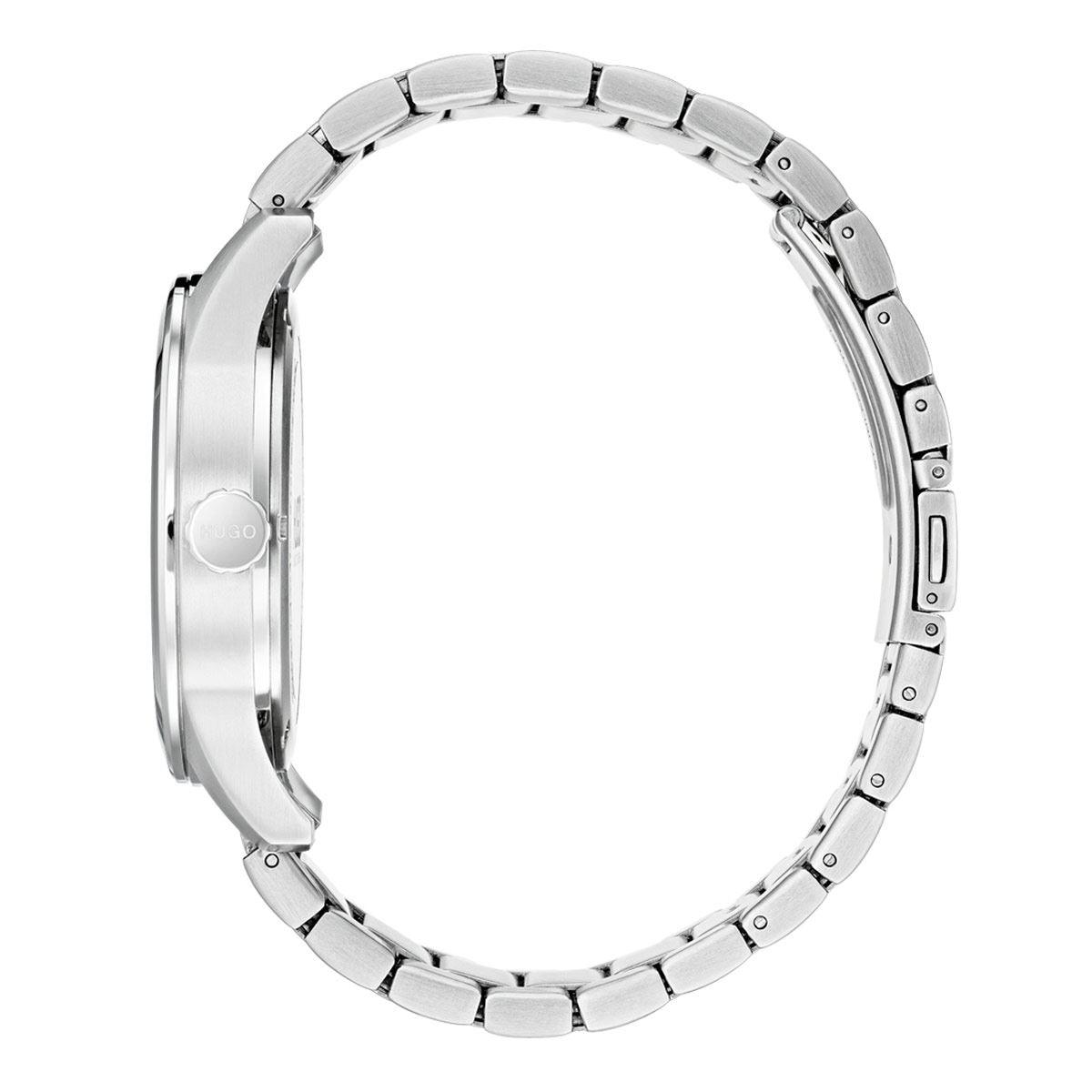 Reloj Hugo para Caballero Plateado 1530016