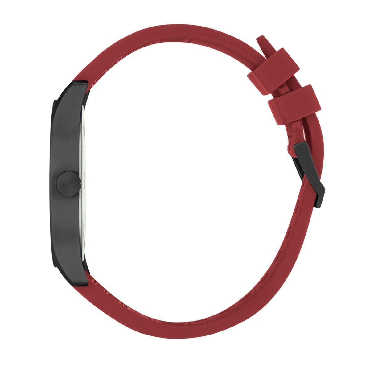 Reloj Hugo para Caballero Rojo 1530031