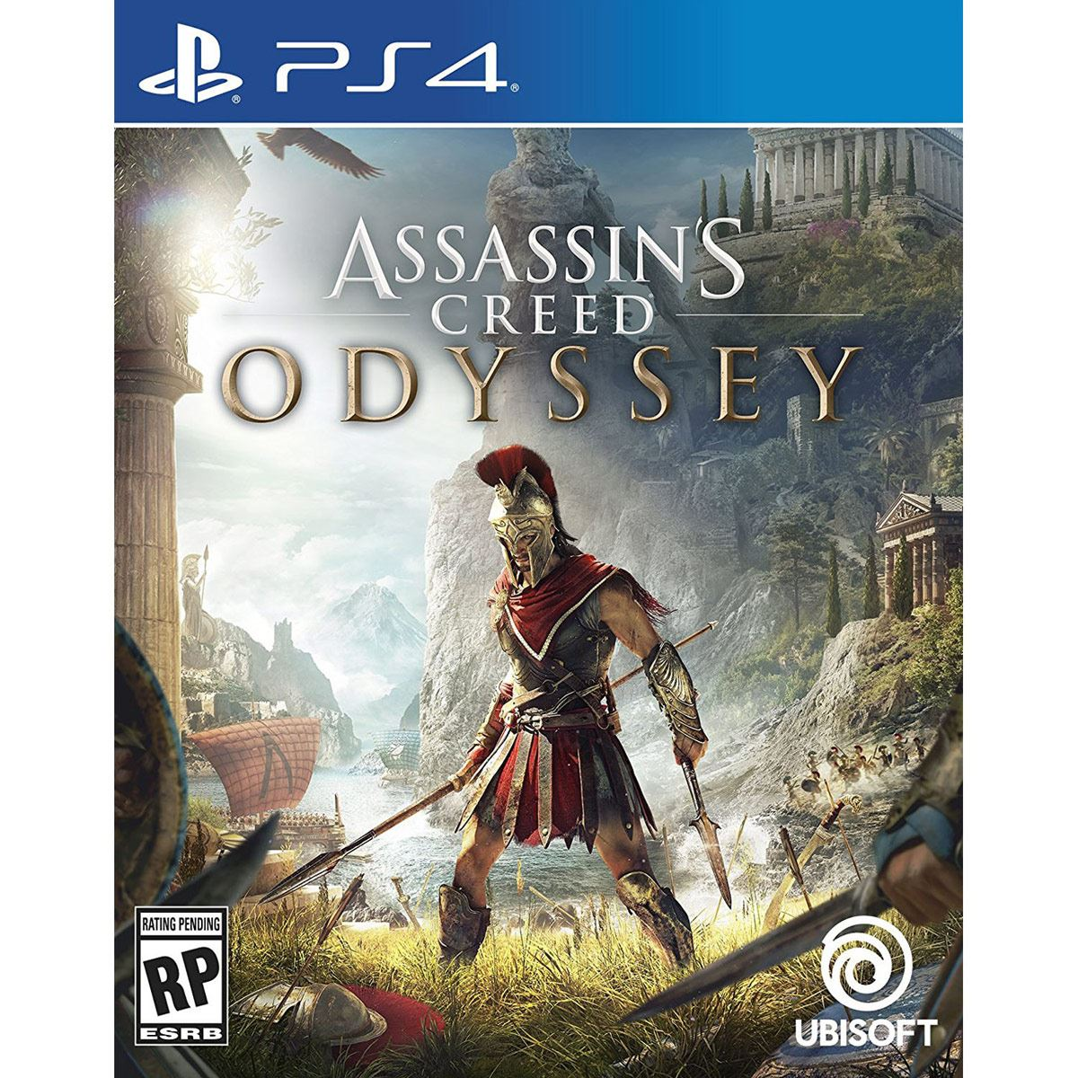 PS4 Assassins Creed Odyssey Lim