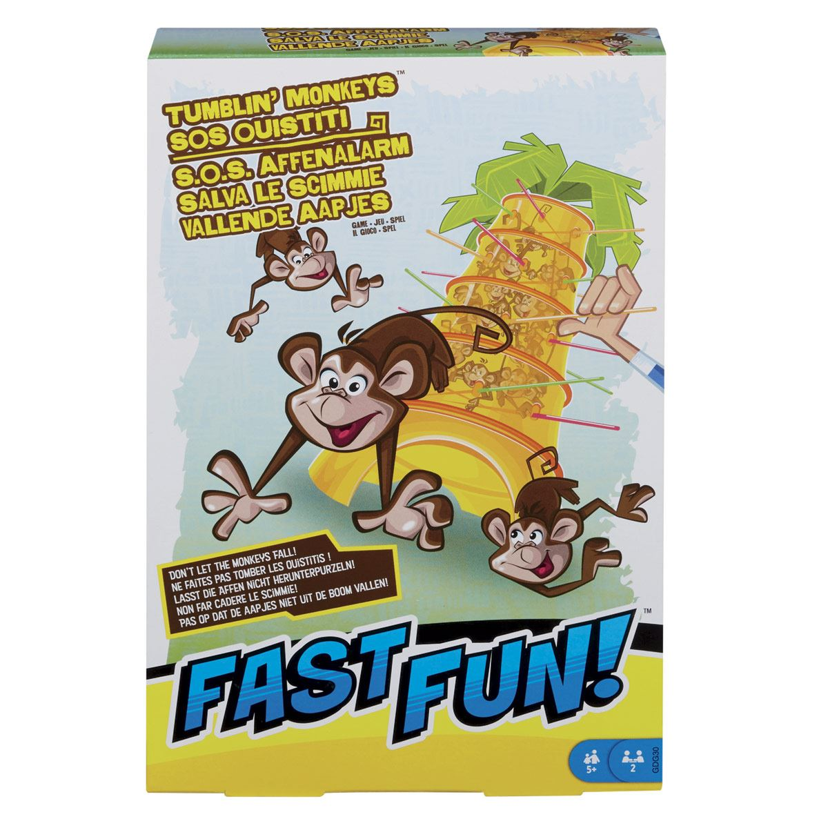 Fast Fun Monos Locos