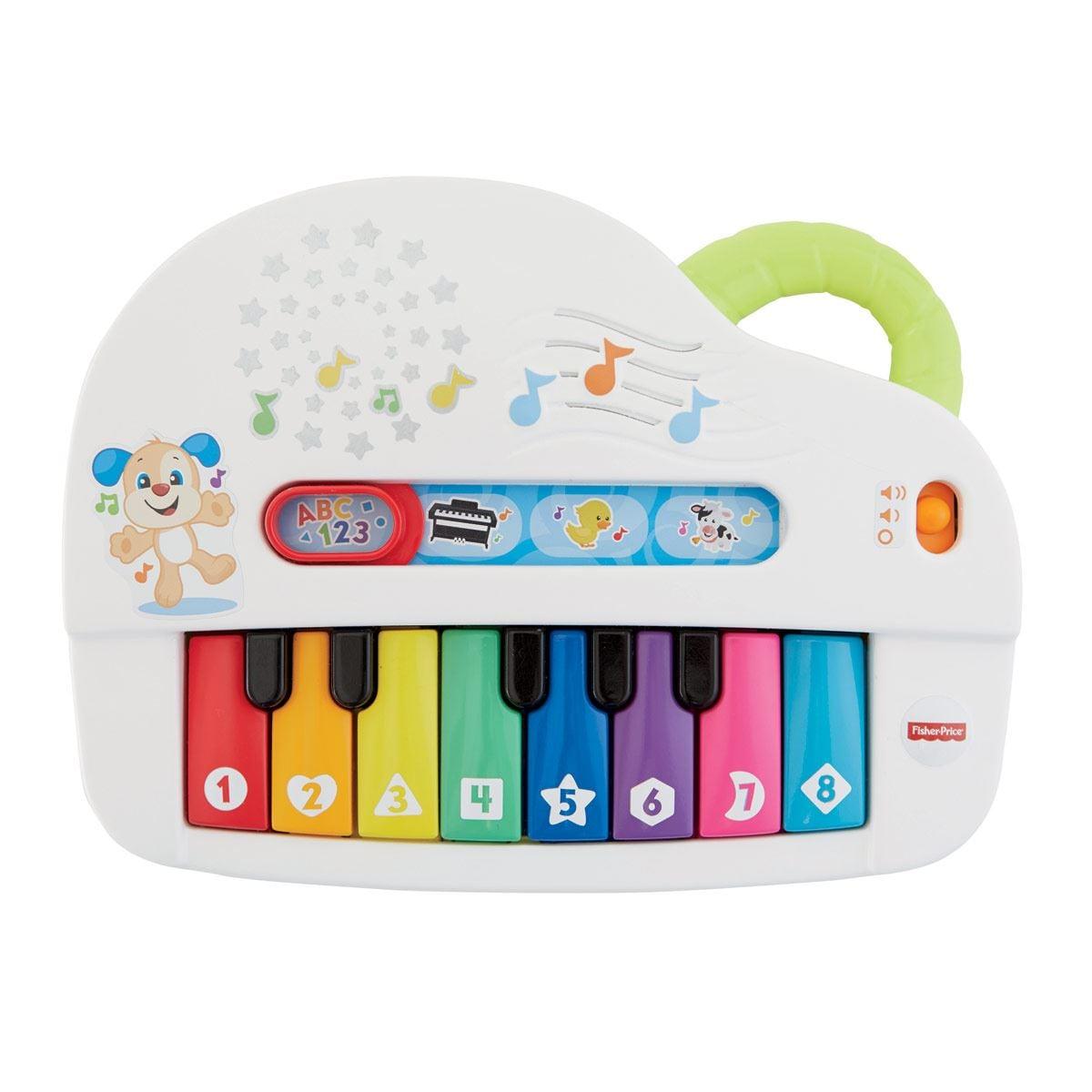 Perrito piano sonidos divertos Fisher Price