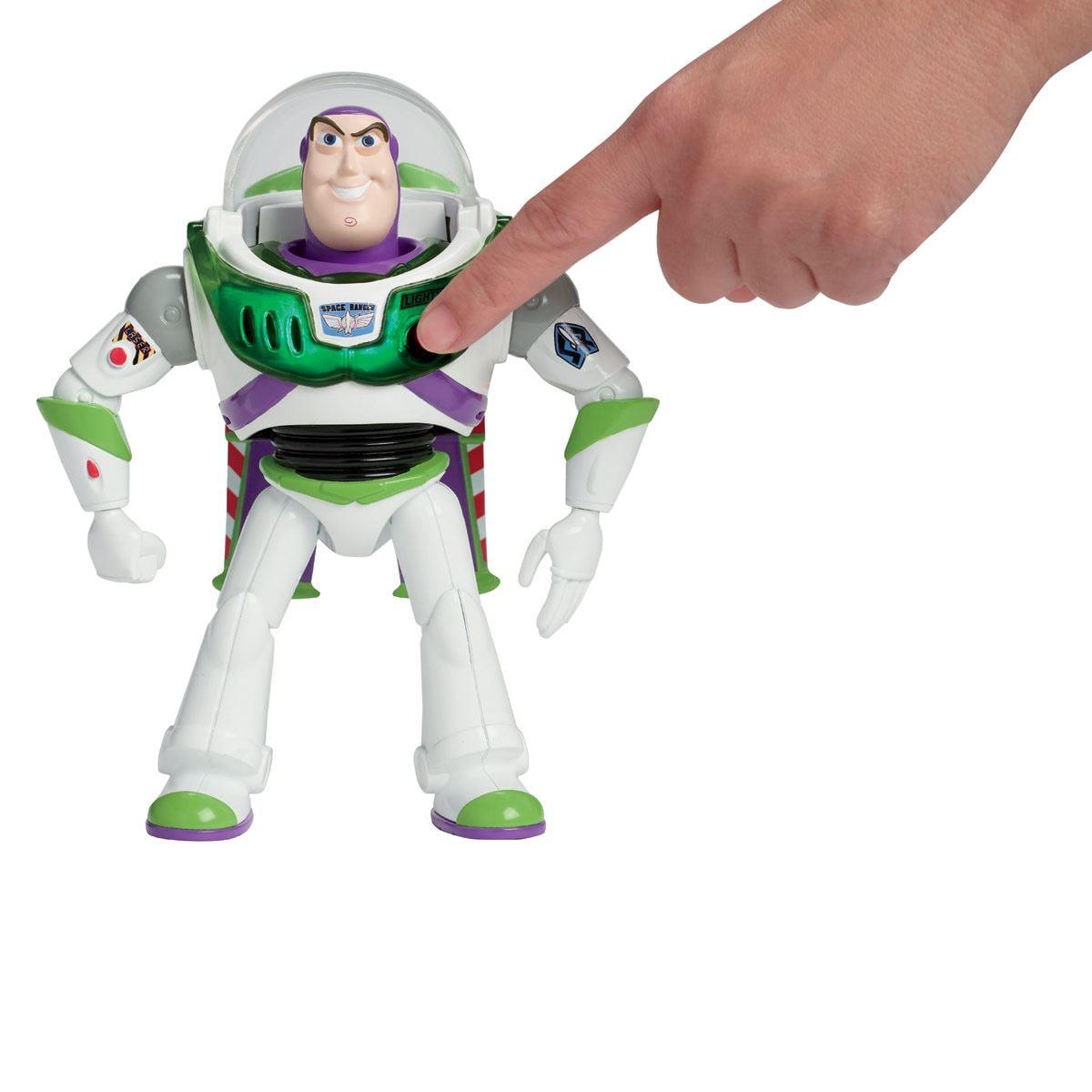 Buzz  Lightyear Vuelo Espacial Toy Story