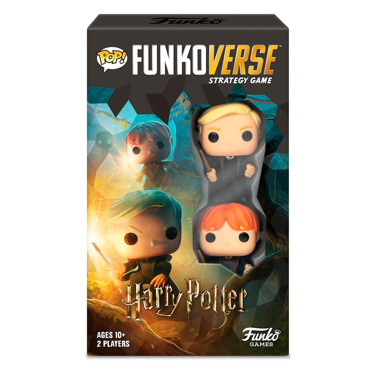 Juego de Mesa Funko Pop! Funkoverse Juego De Estrategia Harry Potter 2pk