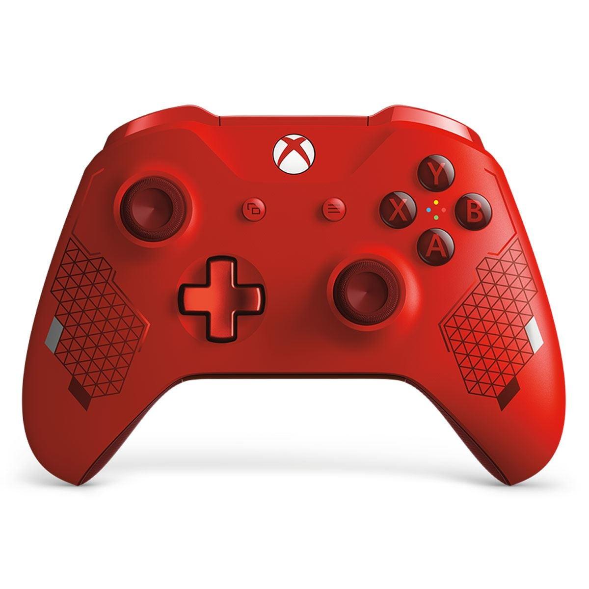 Control Xbox One Inalámbrico Sport ED Rojo