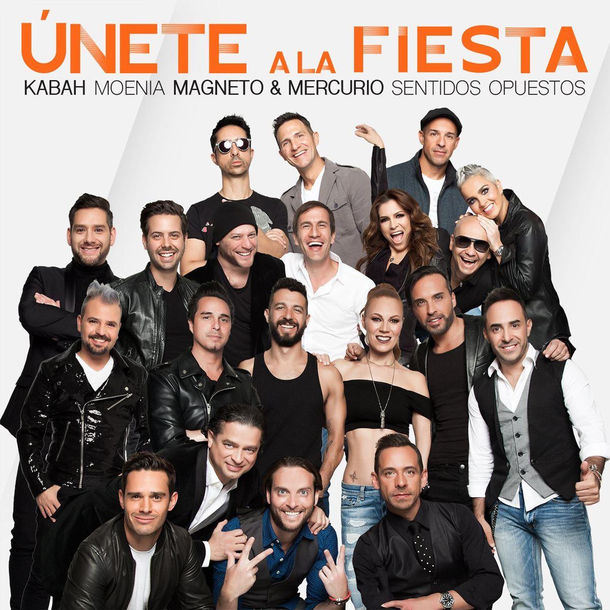 CD Únete a la Fiesta En Vivo