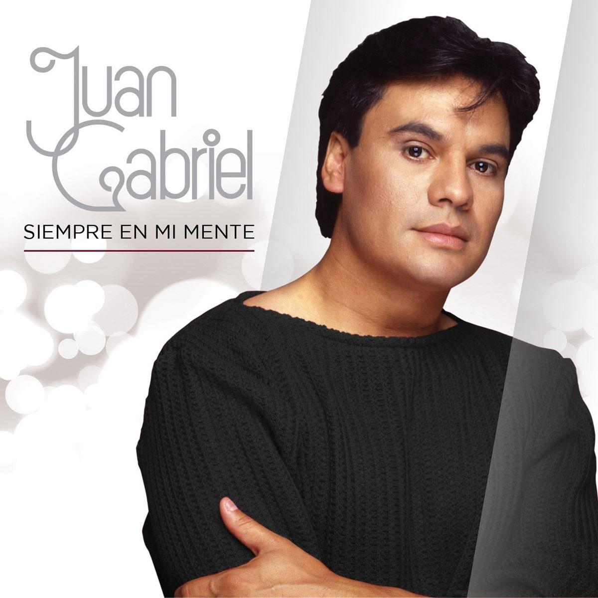 CD Juan Gabriel Siempre en mi Mente