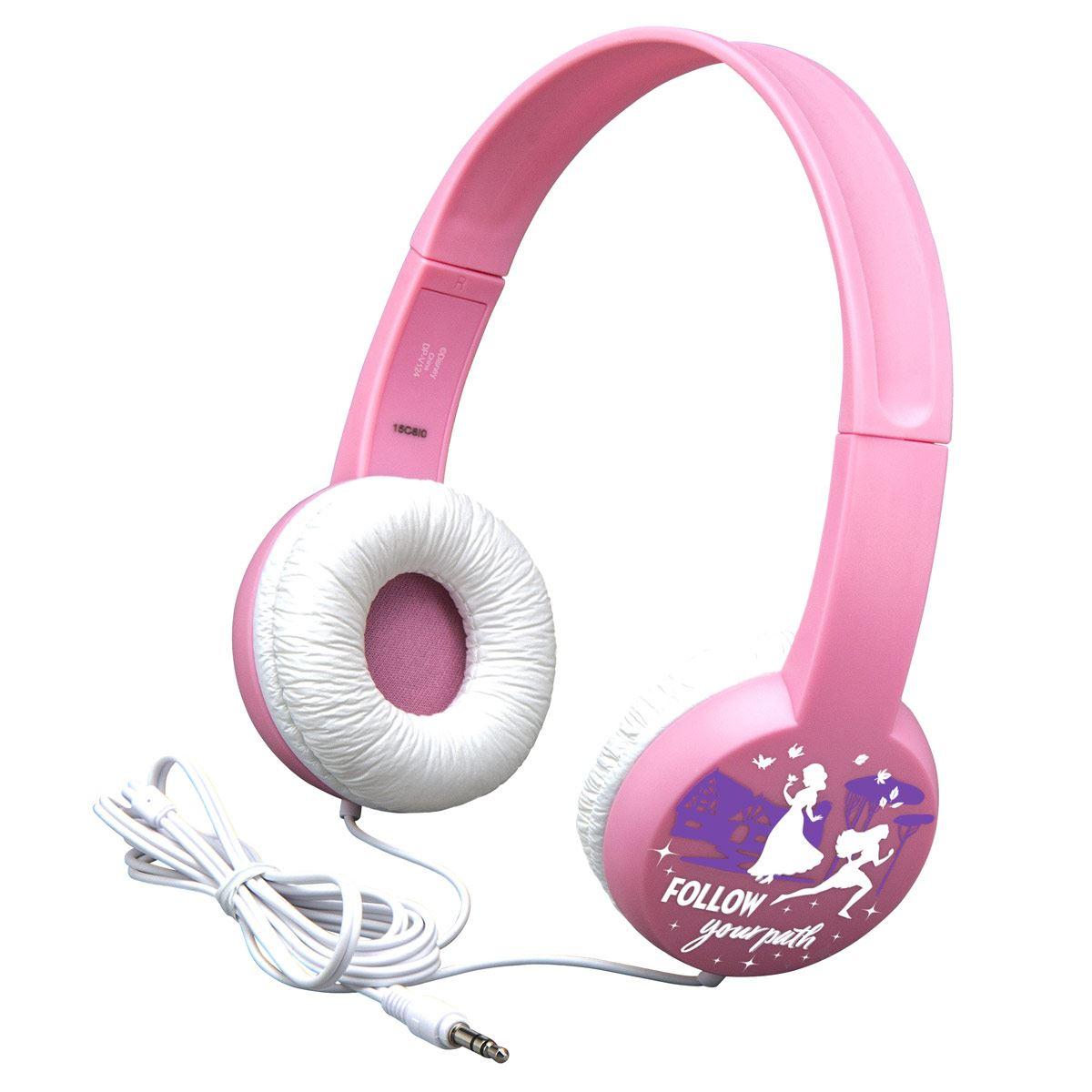 Audífonos Princesas Kids Disney