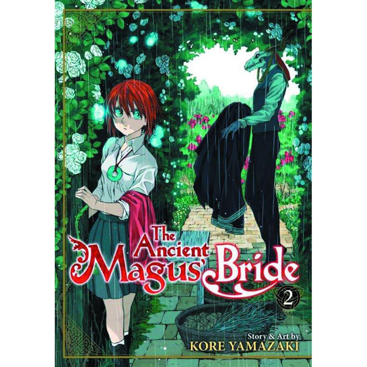 Comic The ancient magus' bride vol. 2
