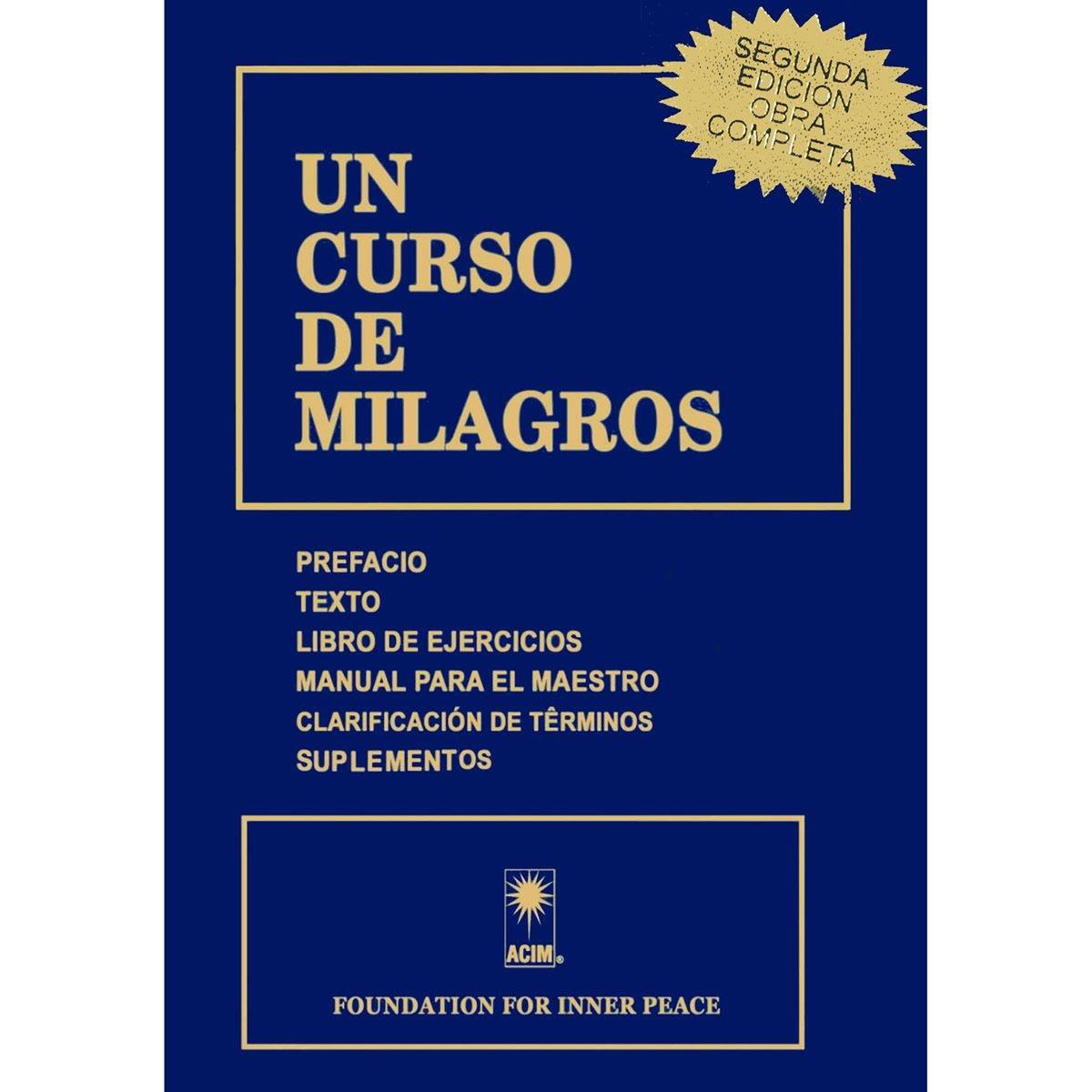 Un curso de milagros (2da edición)