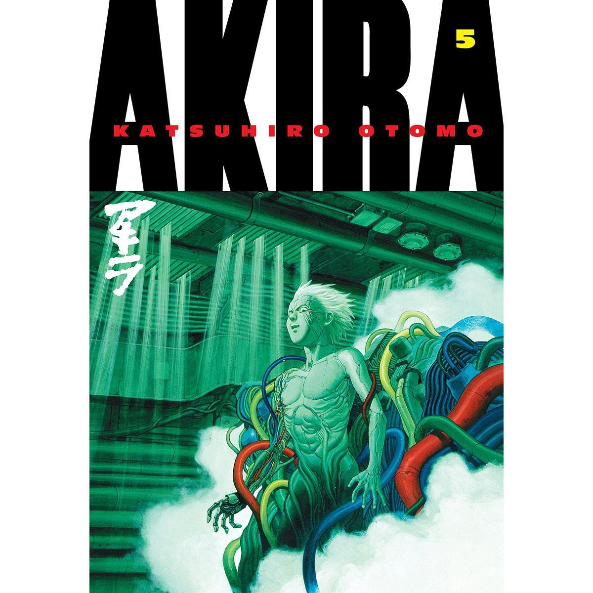 Comic Akira Vol. 5