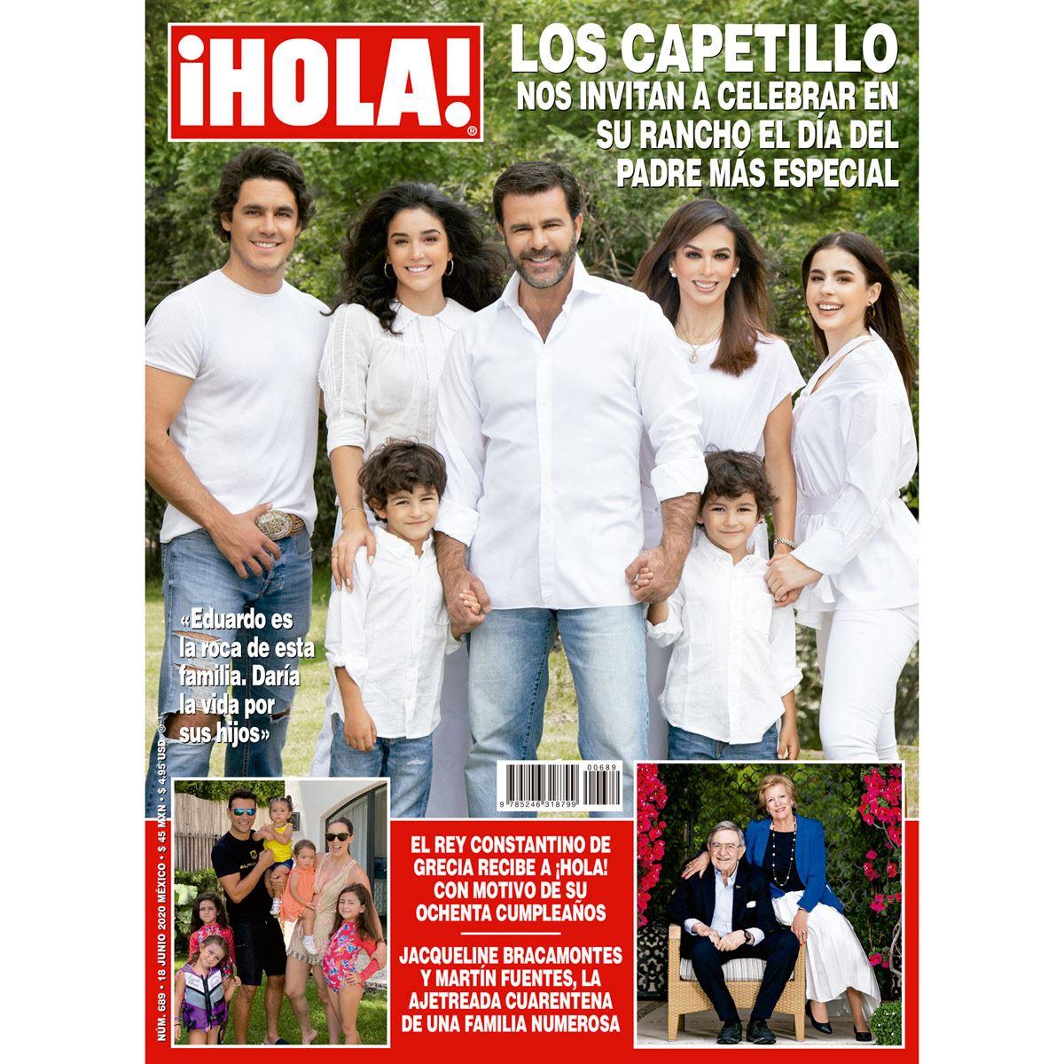 Revista HOLA semanal