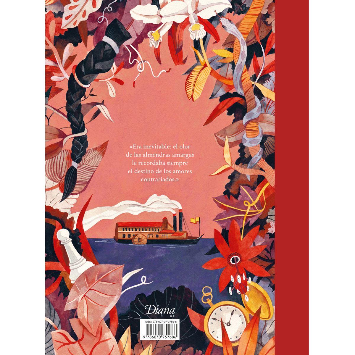 El Amor En Los Tiempos Del Cólera Edición Ilustrada Tapa Dura
