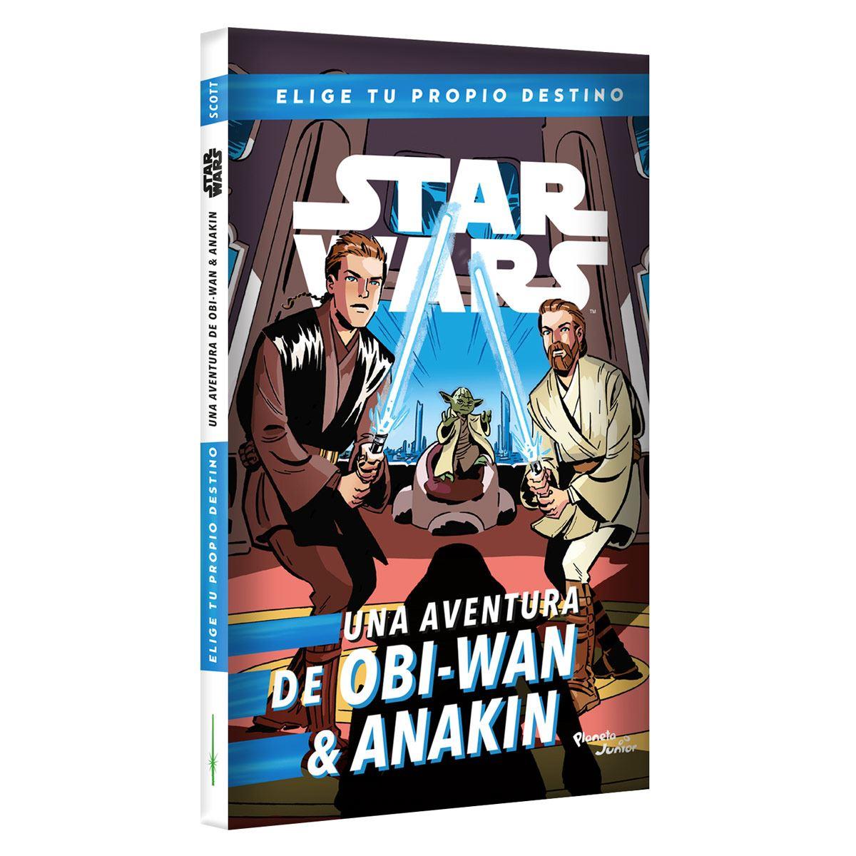 Star Wars. Una aventura de Obi-Wan & Anakin. Elige tu propio destino