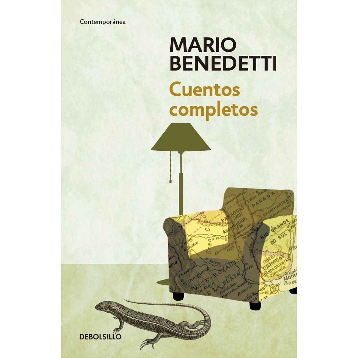Cuentos completos Benedetti