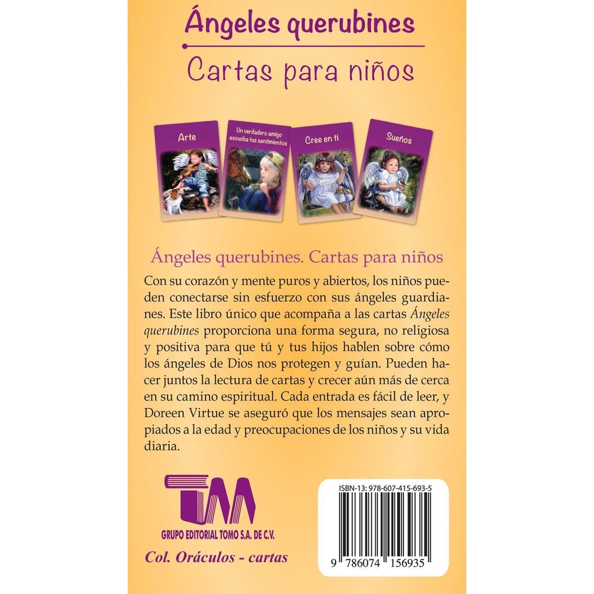 Oráculo ángeles querubines