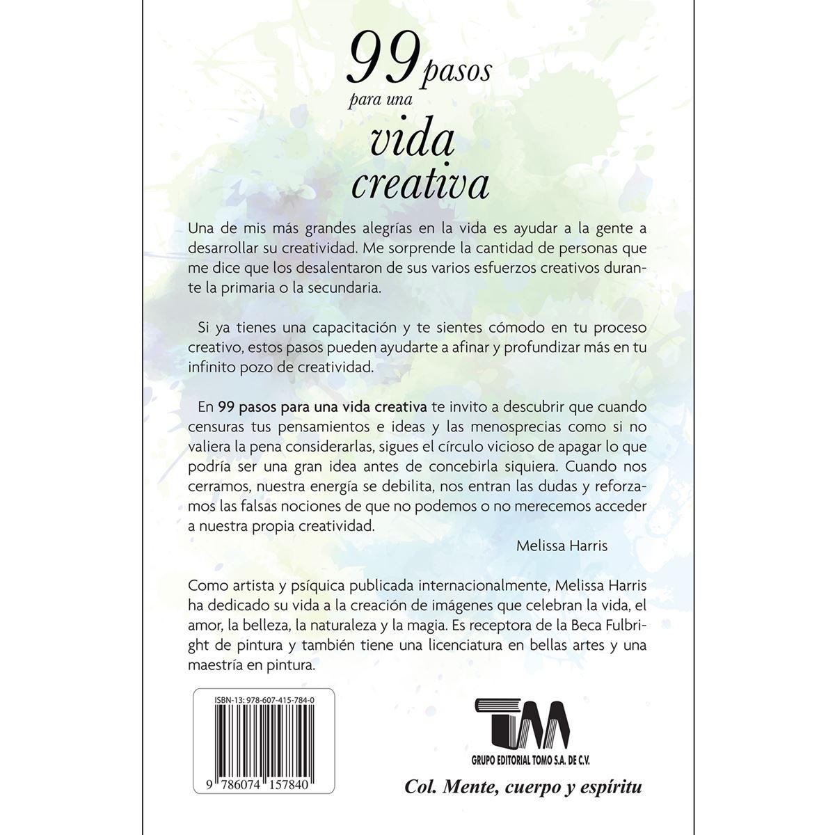 99 Pasos Para Una Vida Creativa