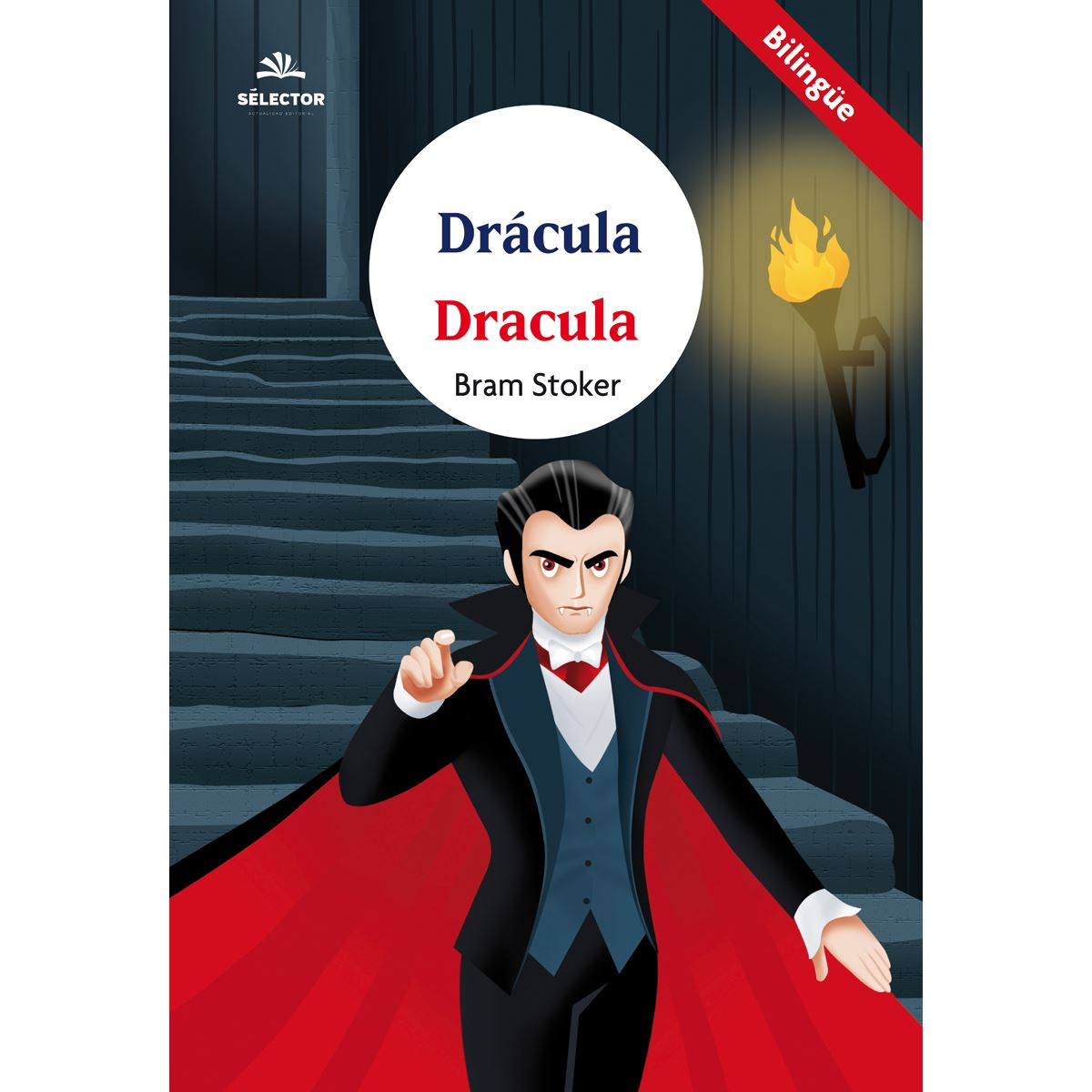 Drácula (bilingüe)