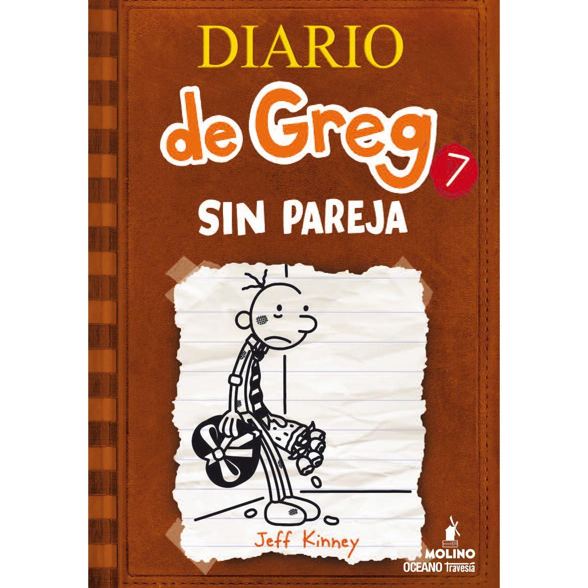 Diario de Greg 7. Sin pareja Rústica