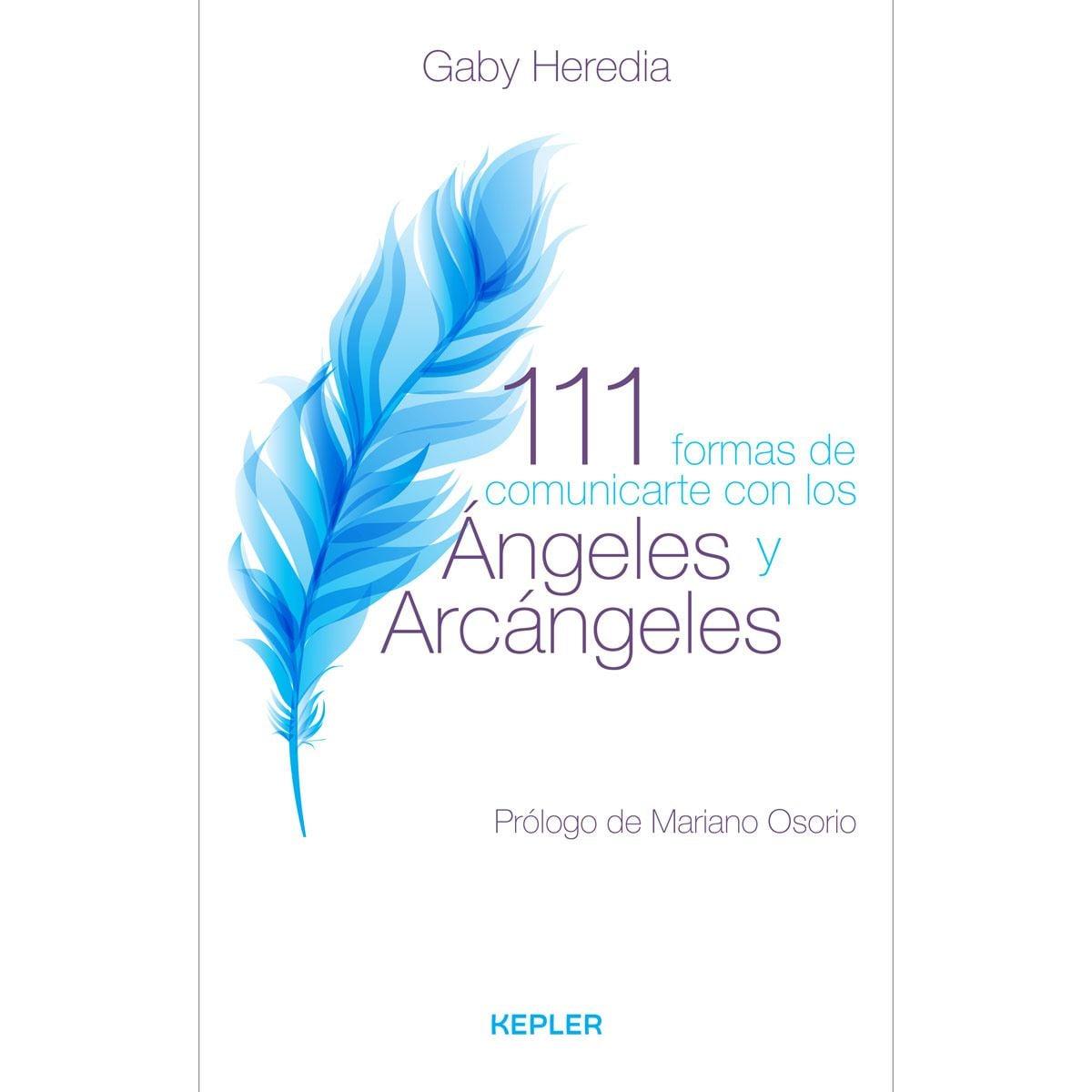 111 formas de comunicarte con los Angeles y Arcángeles