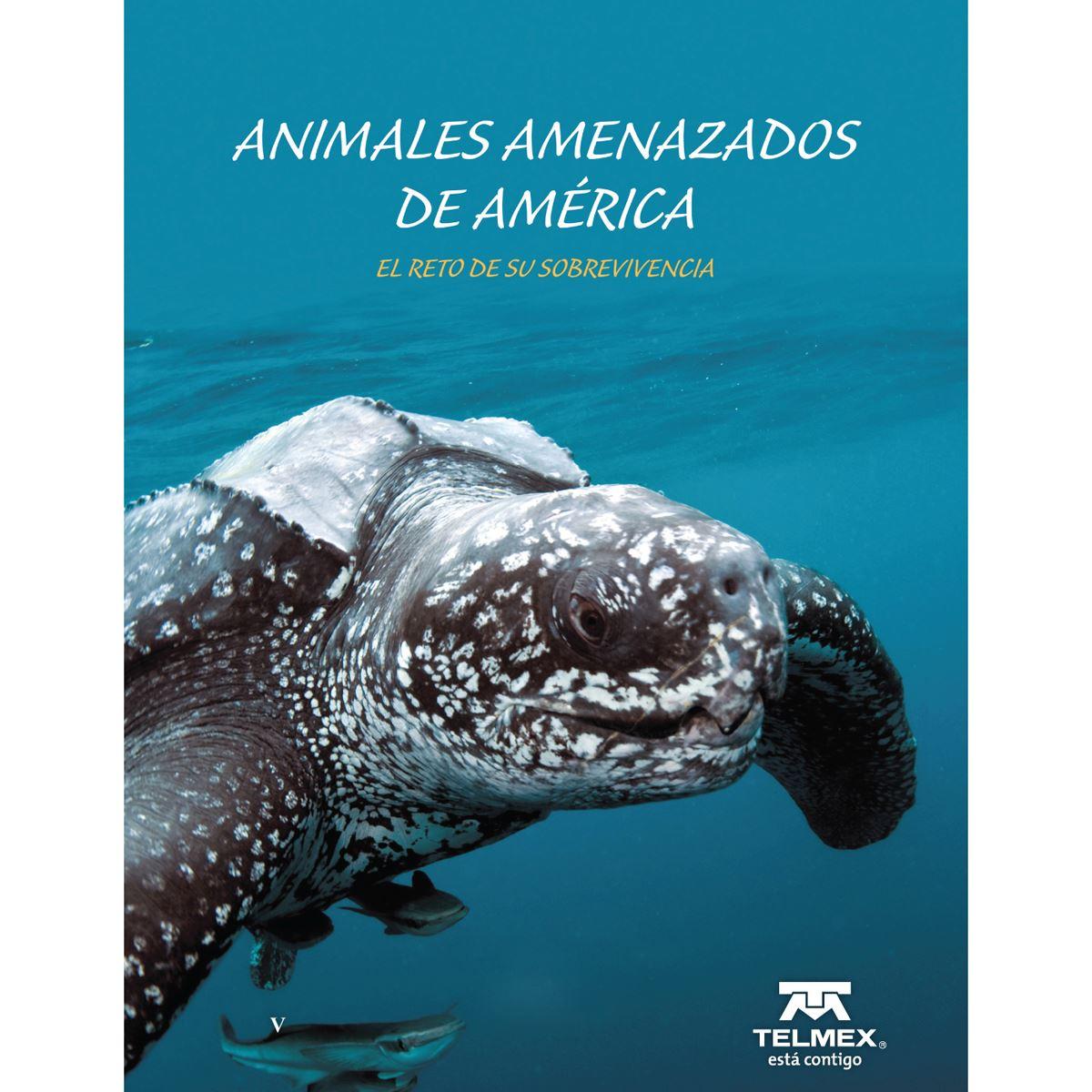 Animales amenzados de America