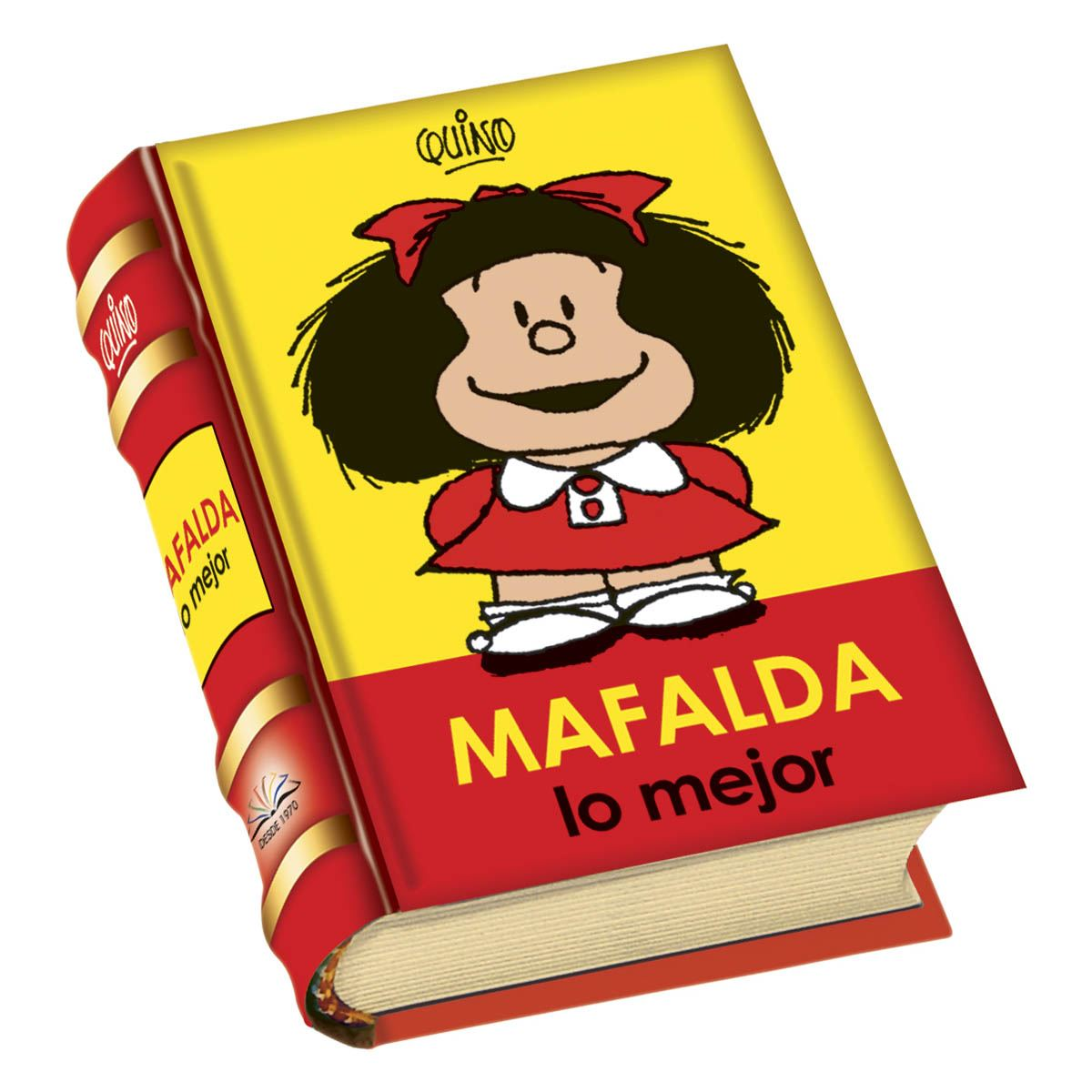 Mafalda. (Mini libro)