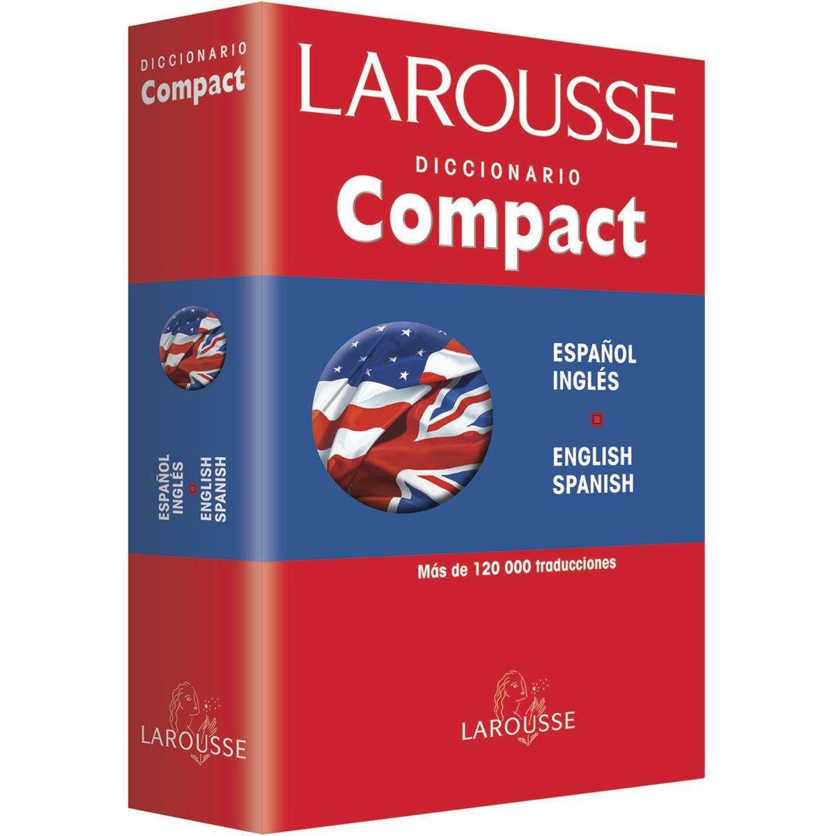 Diccionario Compact Español-Inglés