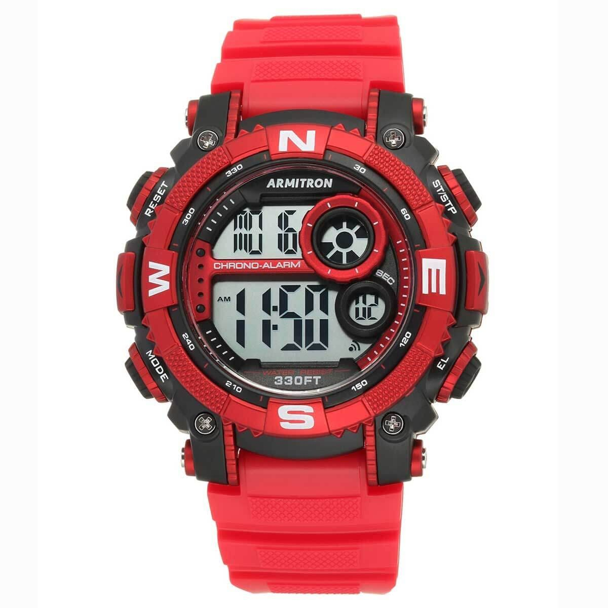 Reloj Caballero Armitron Pro Sport 408284Rdbk