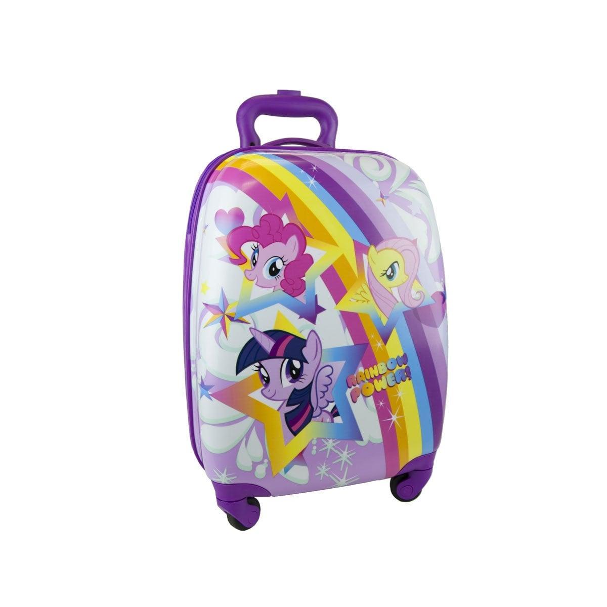 Maleta Abs 16 My Little Pony Photo Pack