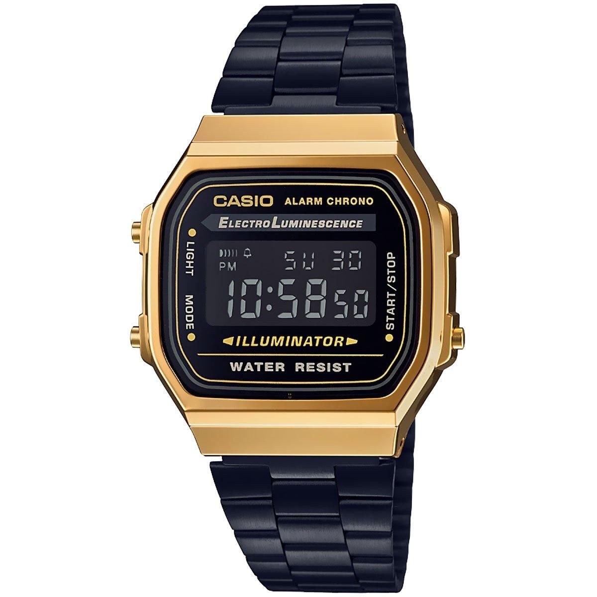 Reloj Unisex Vintage Casio A168Wegb-1Bvt