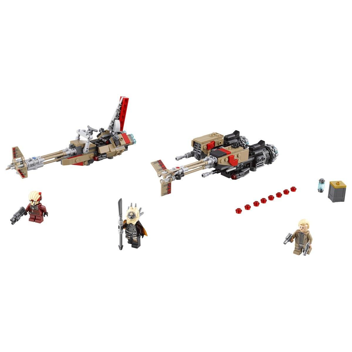 Star Wars Cloud Rider Swoop Bikes Lego