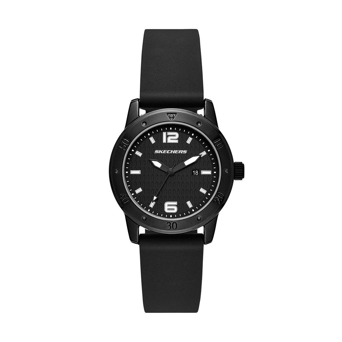 Reloj para Dama Color Negro Skechers