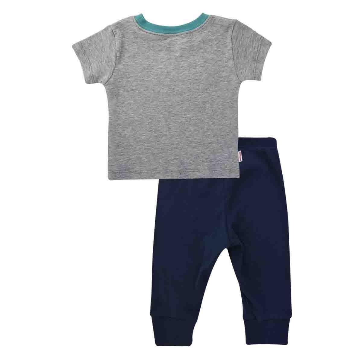 Conjunto Playera con Pantalón Baby Creysi