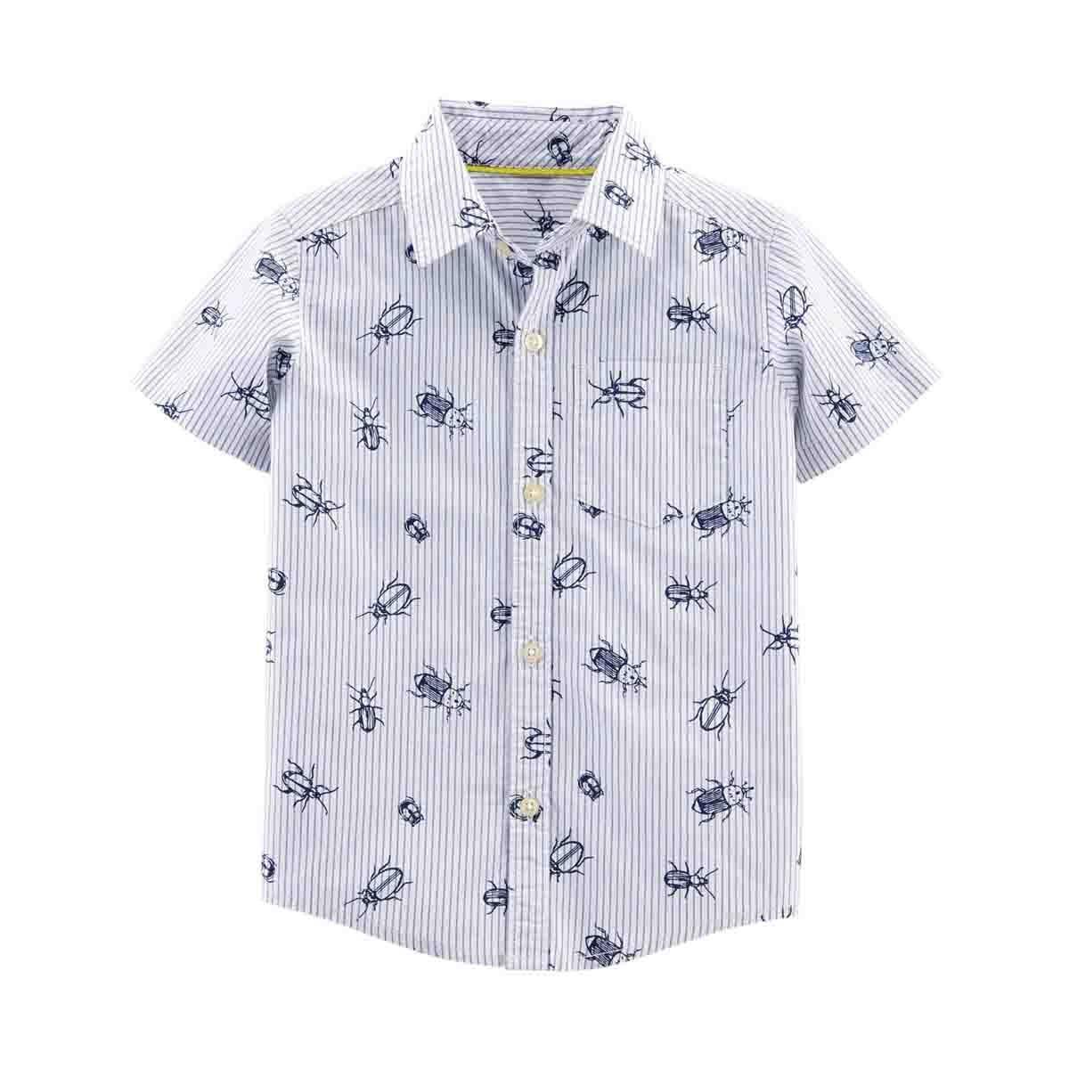 Camisa Manga Corta Carters