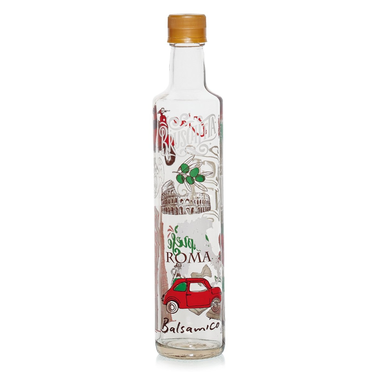 Botella Aceite Puglia 500Cc Cerve