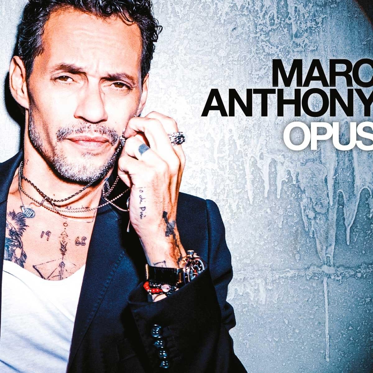 Cd Marc Anthony Opus