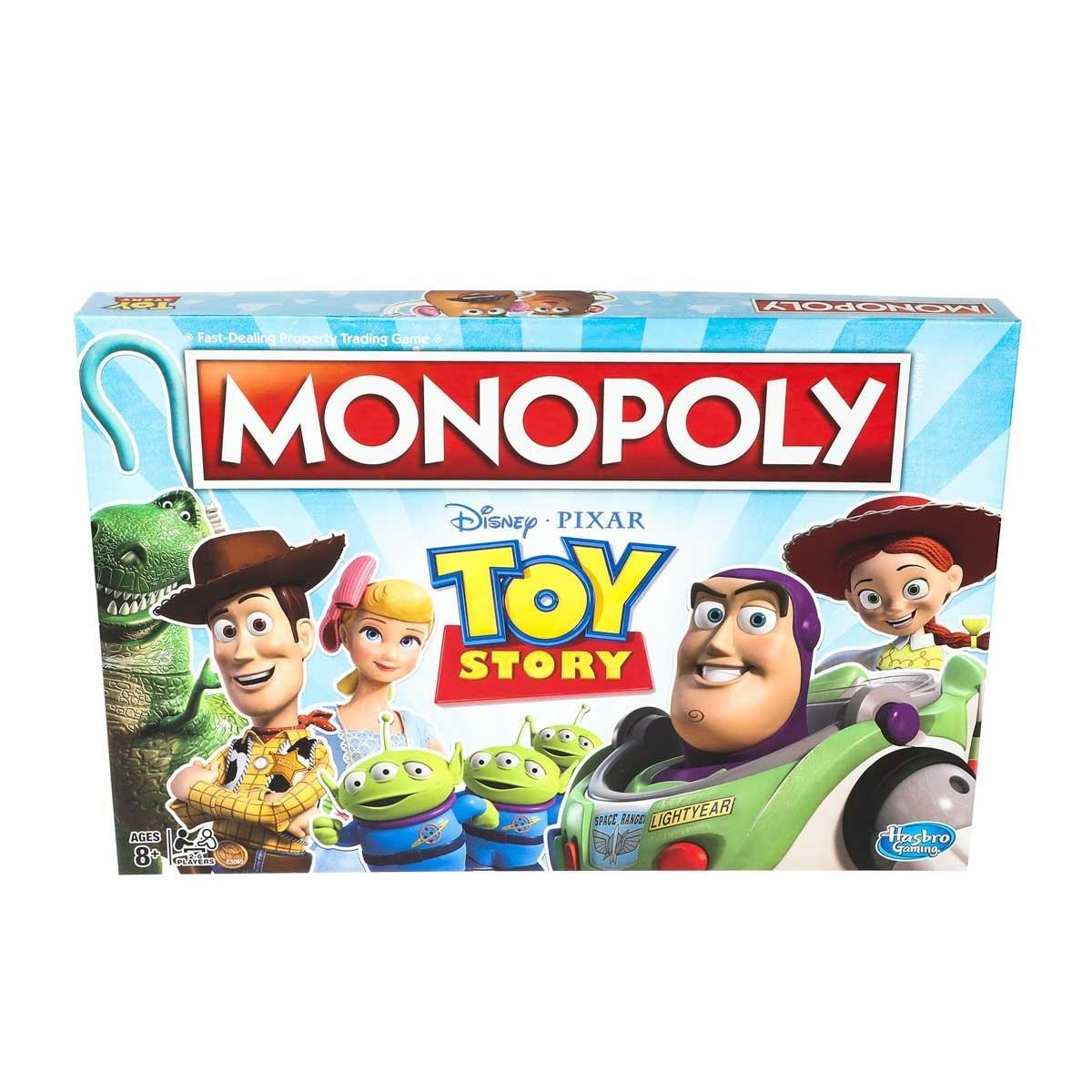 Monopoly Toy Story 4 Hasbro - Juego de Mesa