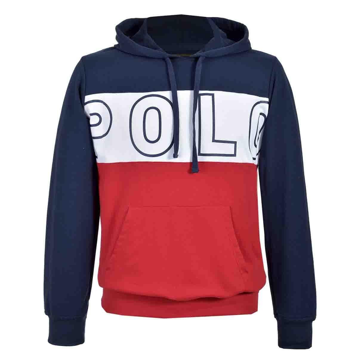 Sudadera Estampada Polo Club