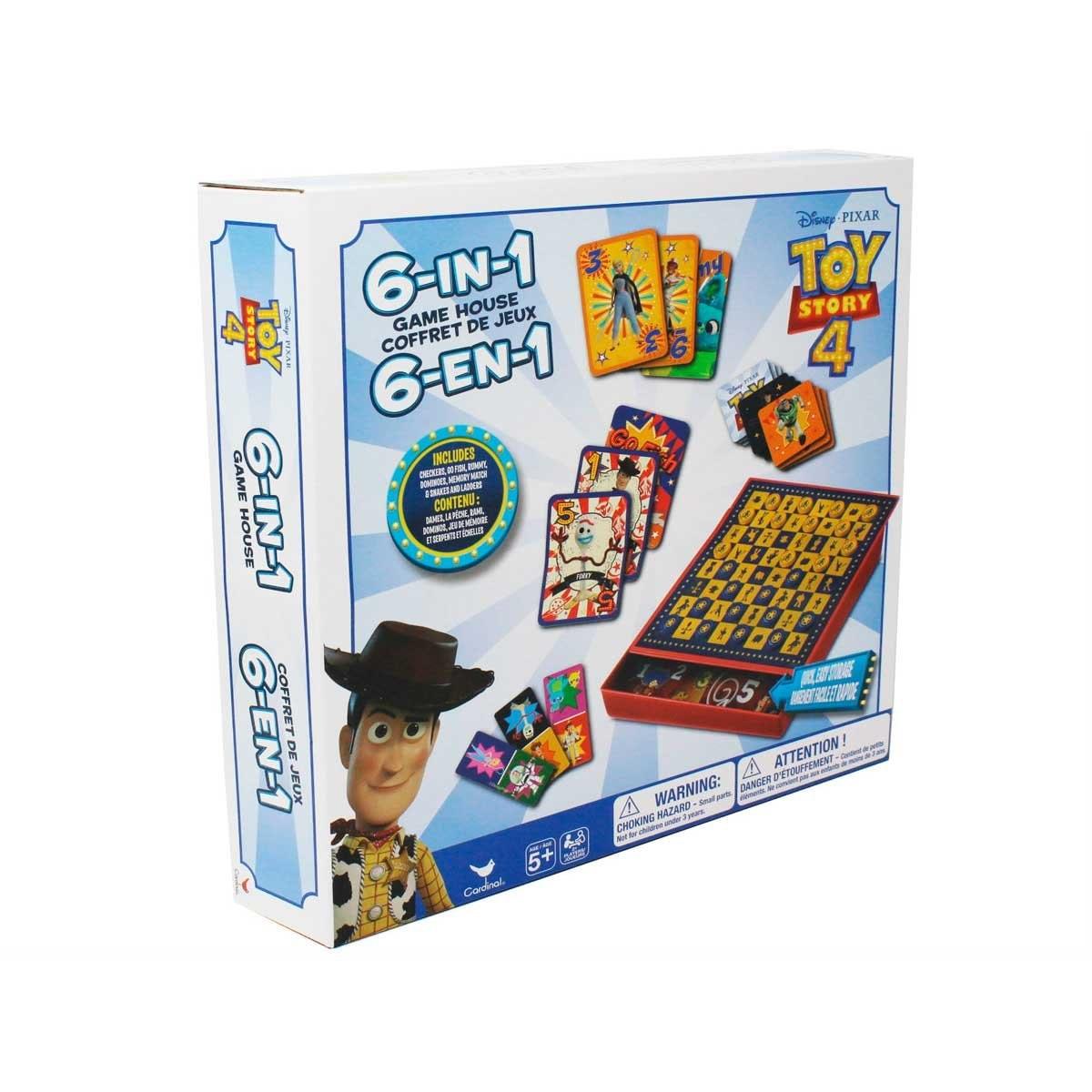 Set de Juegos Toy Story 4 Spin Master
