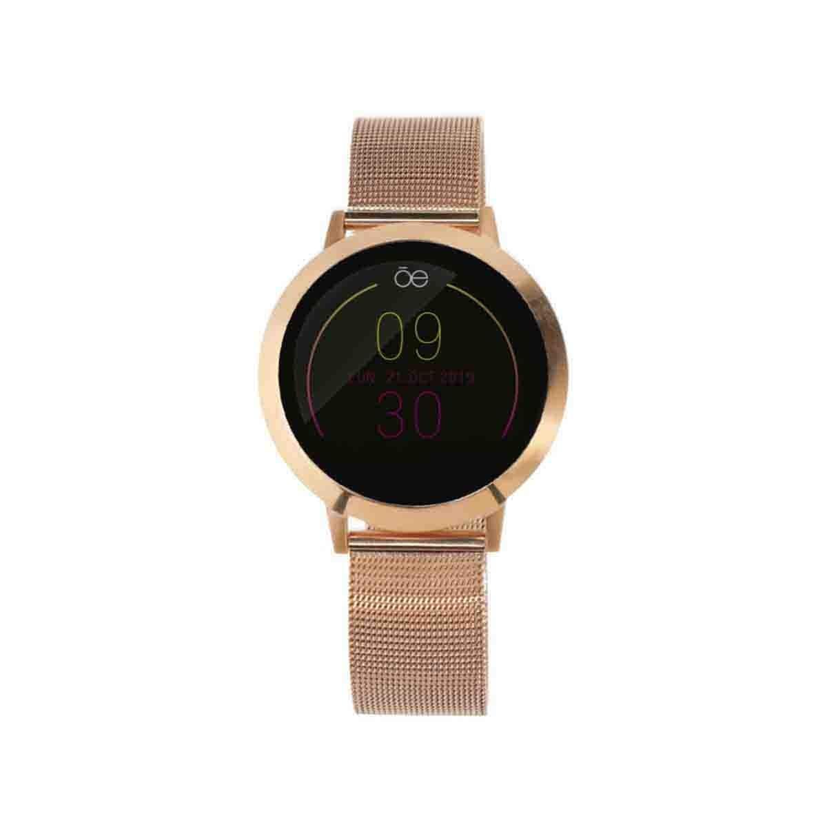 Smartwatch para Dama Oro Rosado Cloe