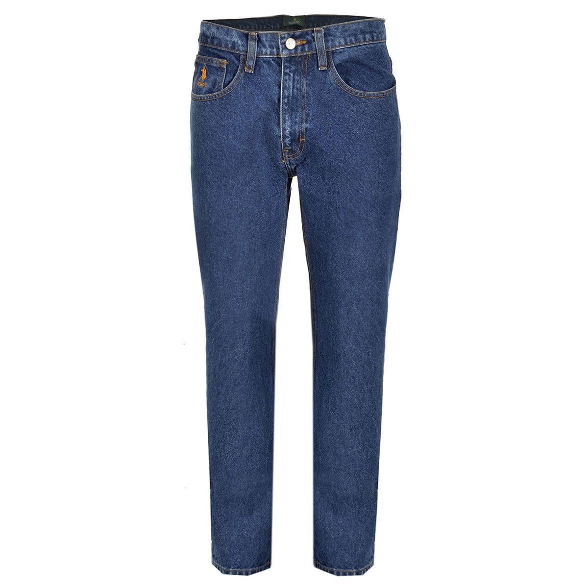 Jeans Azul Corte Rescto Polo Club para Caballero