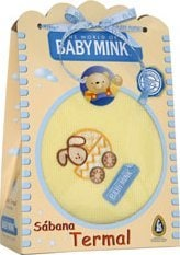 Sábana Termal Baby Mink