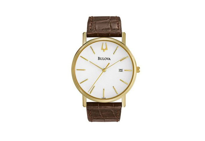 Reloj Caballero Bulova 97B100