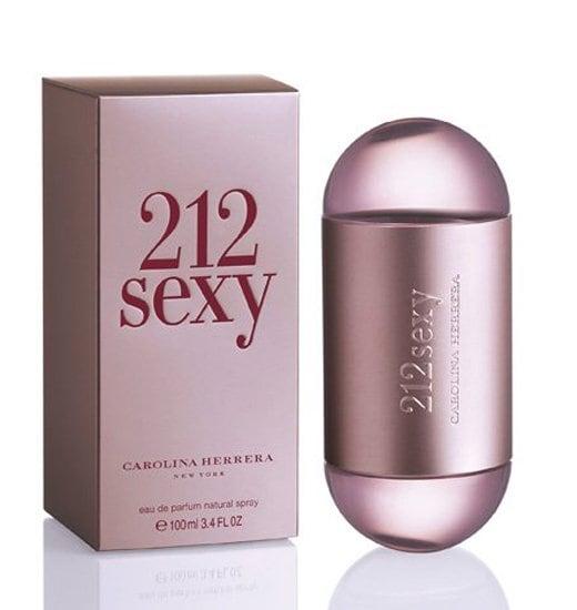 Fragancia para Dama Carolina Herrera 212 Sexy Edp 100Ml