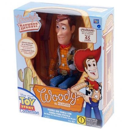 Toy Story Sheriff Woody