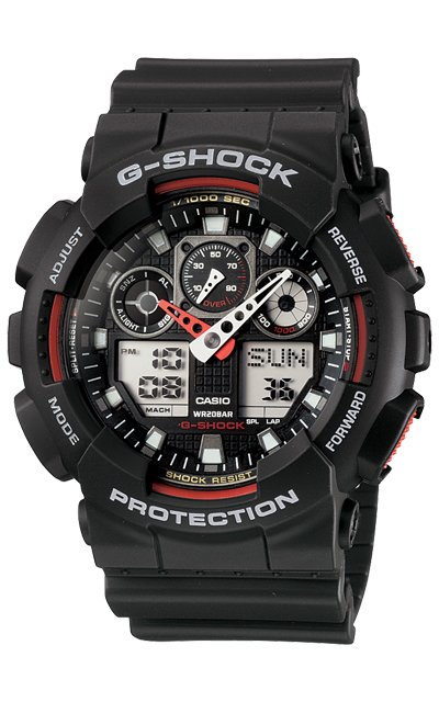 Reloj Caballero G Shock Ga1001A4Cr