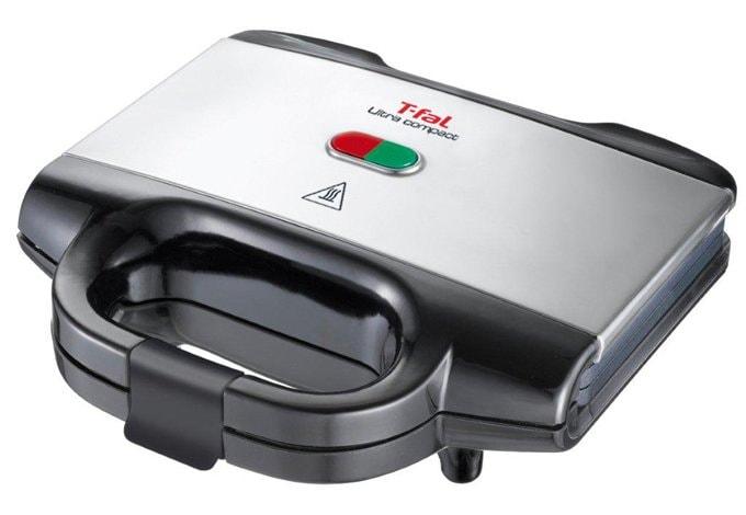 Sandwichera Ultracompact Inox T-Fal Sm155283