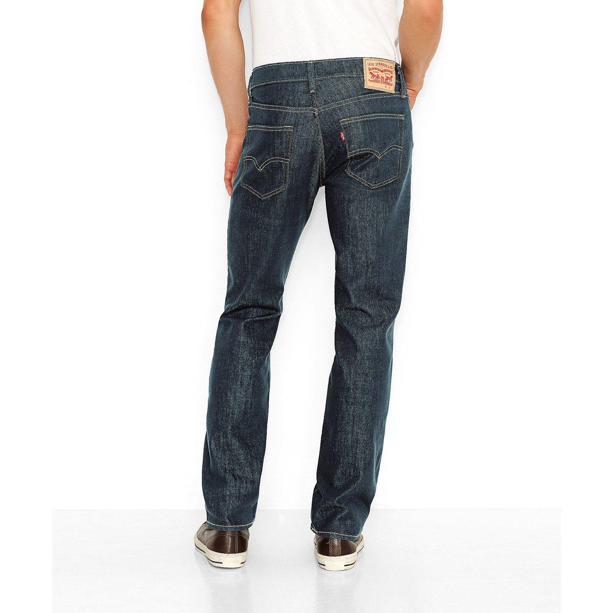 Jeans 513 Slim Straight Levi's para Caballero
