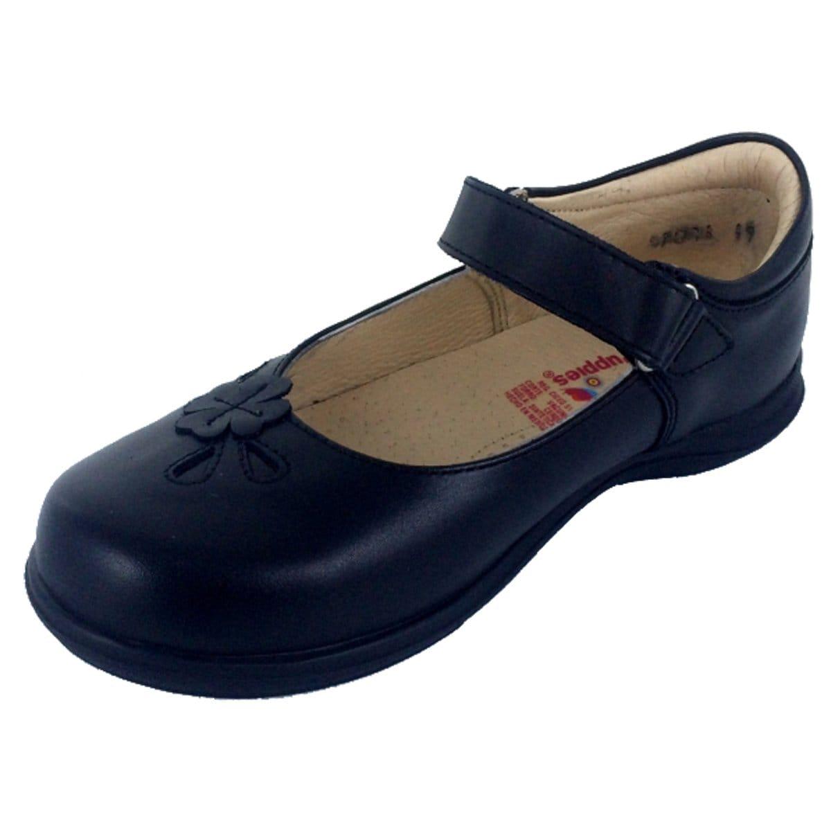 Zapato Escolar Velcro 18-21 Mod. 62001