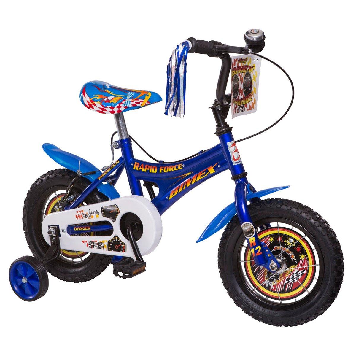 Bicicleta Rapid Force R12 Bimex